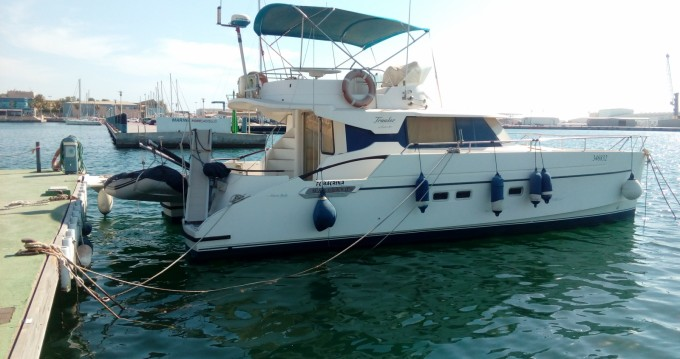Location Yacht à Real Club Náutico de Castellón - Fountaine Pajot Maryland 37