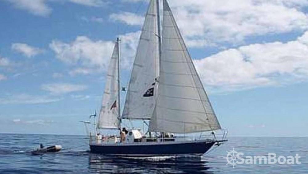Location Voilier Chantier-La-Seyne-Sur-Mer avec permis