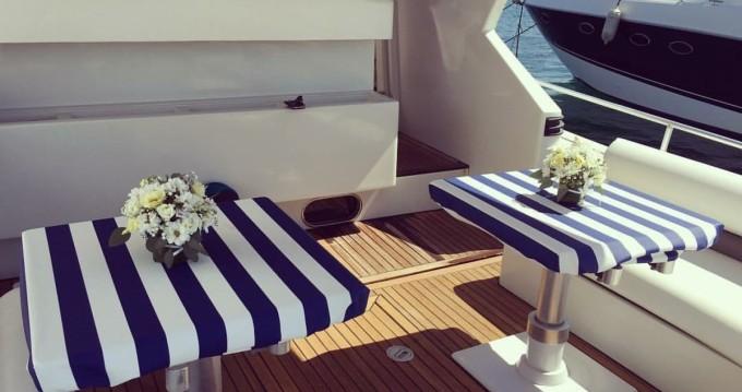 Location yacht à Gallipoli - Pershing 52 s  sur SamBoat