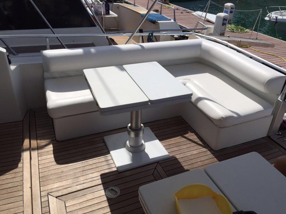 Location yacht à San Foca - Pershing 52 s  sur SamBoat