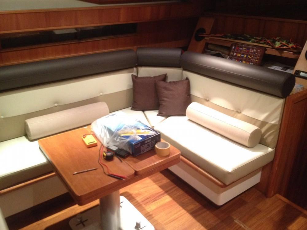 Location bateau Pershing 52 s  à San Foca sur Samboat