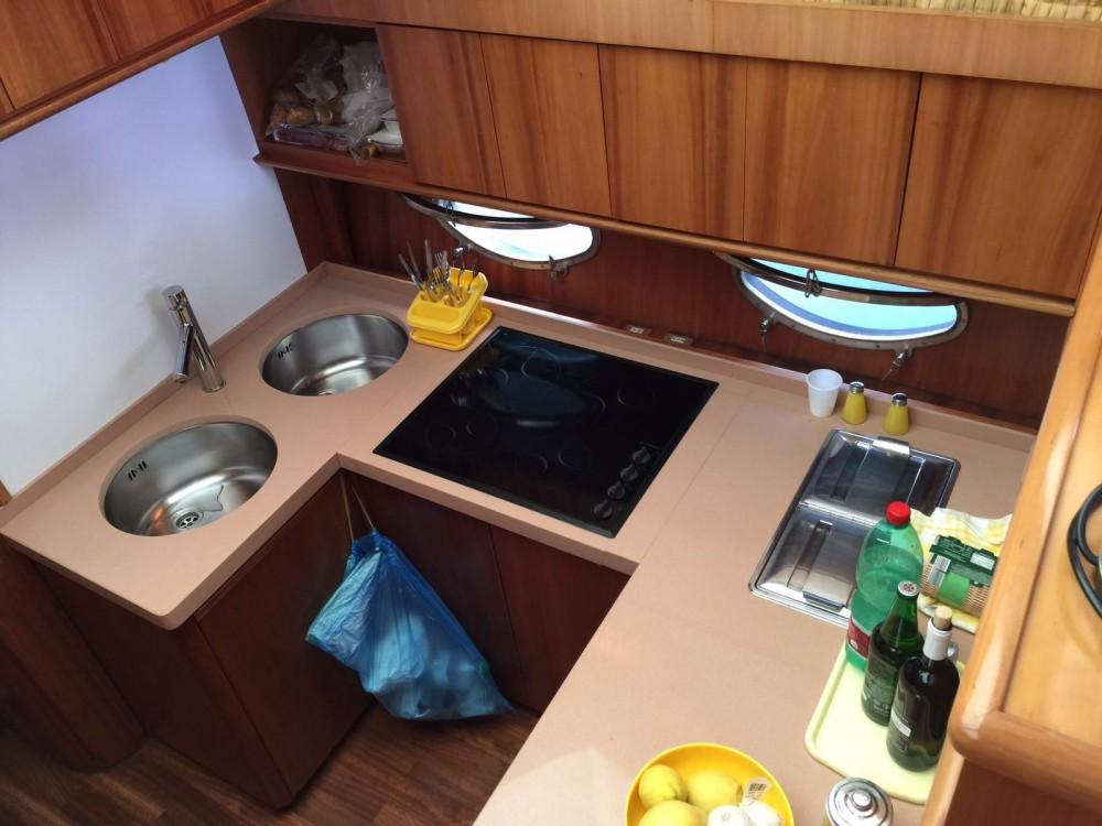 Yacht à louer à San Foca au meilleur prix