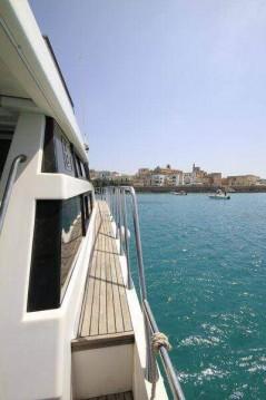 Louer Bateau à moteur avec ou sans skipper Dalla-Pieta à Gallipoli