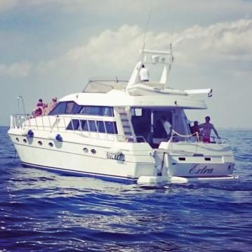 Yacht à louer à Gallipoli au meilleur prix