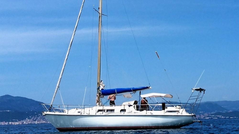 Location yacht à Ajaccio - Amel Kirk sur SamBoat