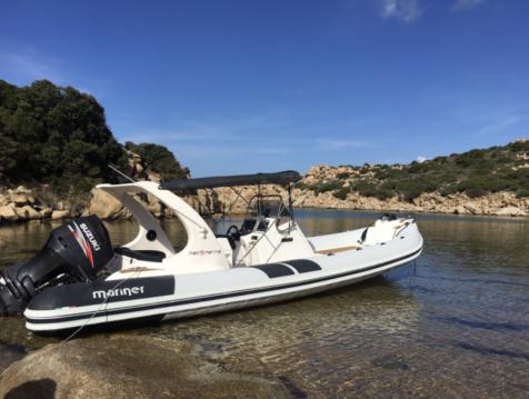 Location yacht à Campomoro - Mar.Co Mac mariner 830 sur SamBoat