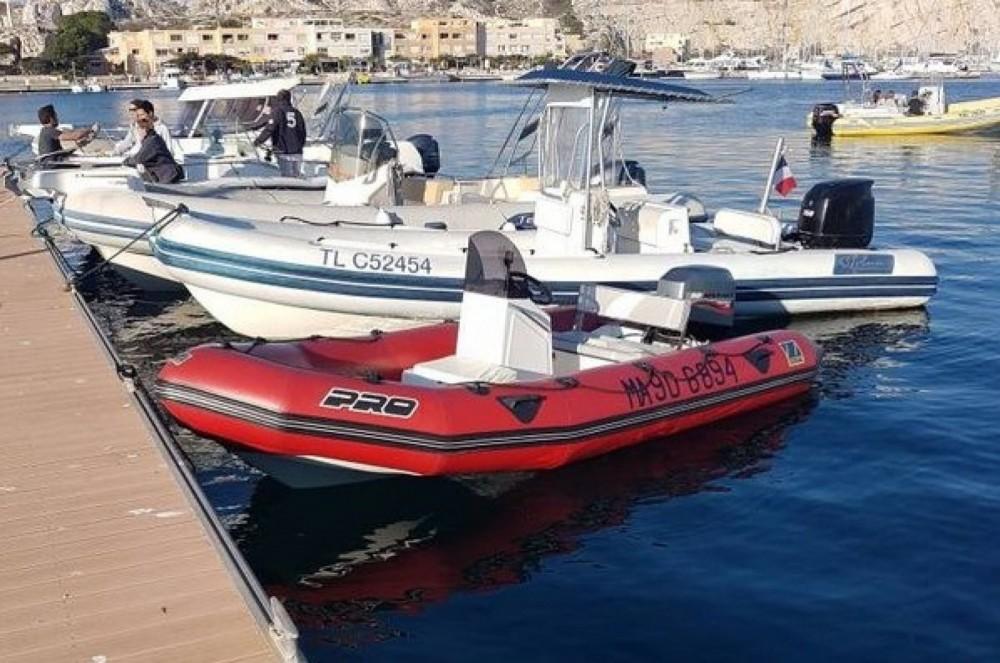 Location yacht à Martigues - Zodiac Pro 500 sur SamBoat
