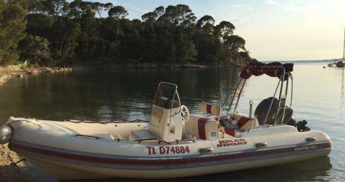 Location bateau Joker Boat Coaster 600 à Hyères sur Samboat