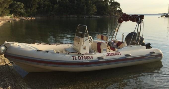 Location Semi-rigide à Hyères - Joker Boat Coaster 600