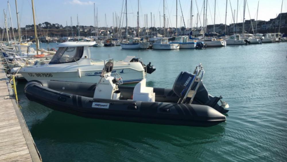 Rental yacht Brest - Nevisa AD 55 on SamBoat