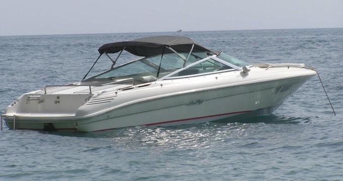 Louez un Sea Ray Sea Ray 180 CB à Dubrovnik