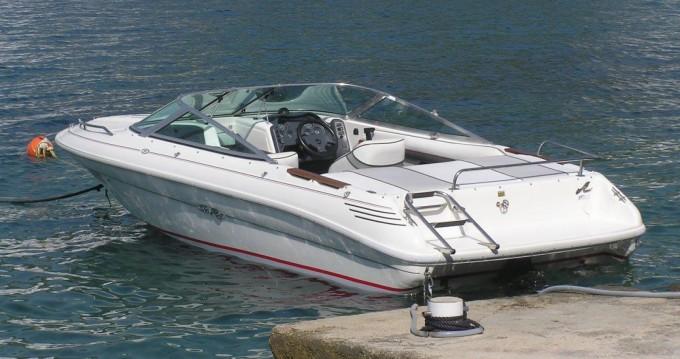 Location bateau Sea Ray Sea Ray 180 CB à Dubrovnik sur Samboat