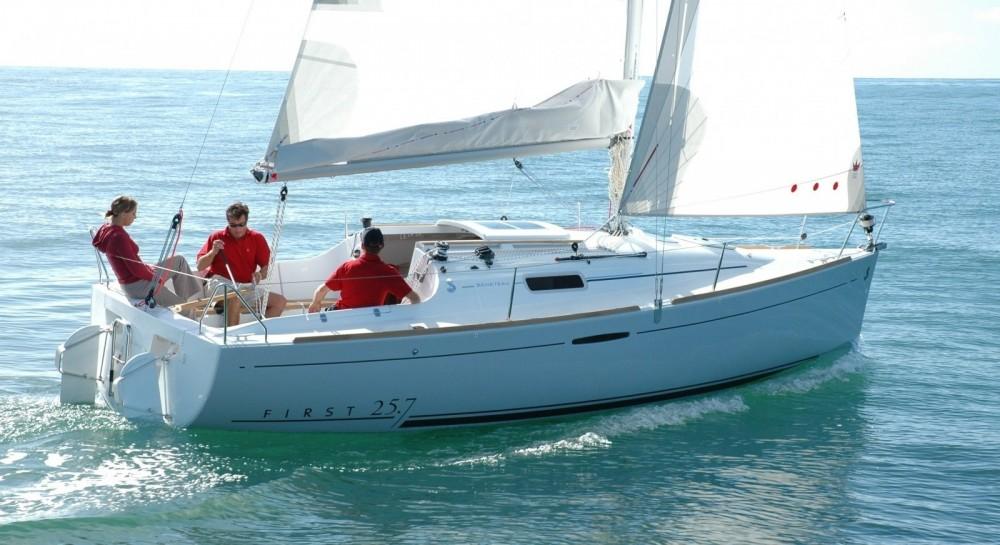 Location yacht à Quiberon - Bénéteau First 25.7 S sur SamBoat