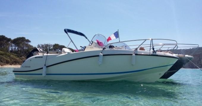 Location yacht à Hyères - Quicksilver Activ 605 Open sur SamBoat
