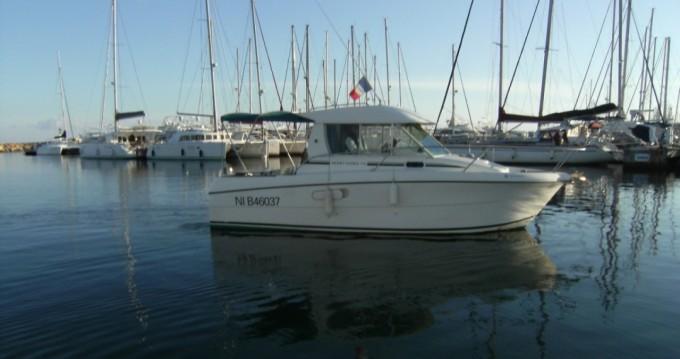 Jeanneau Merry Fisher 750 Cruiser entre particuliers et professionnel à Hyères