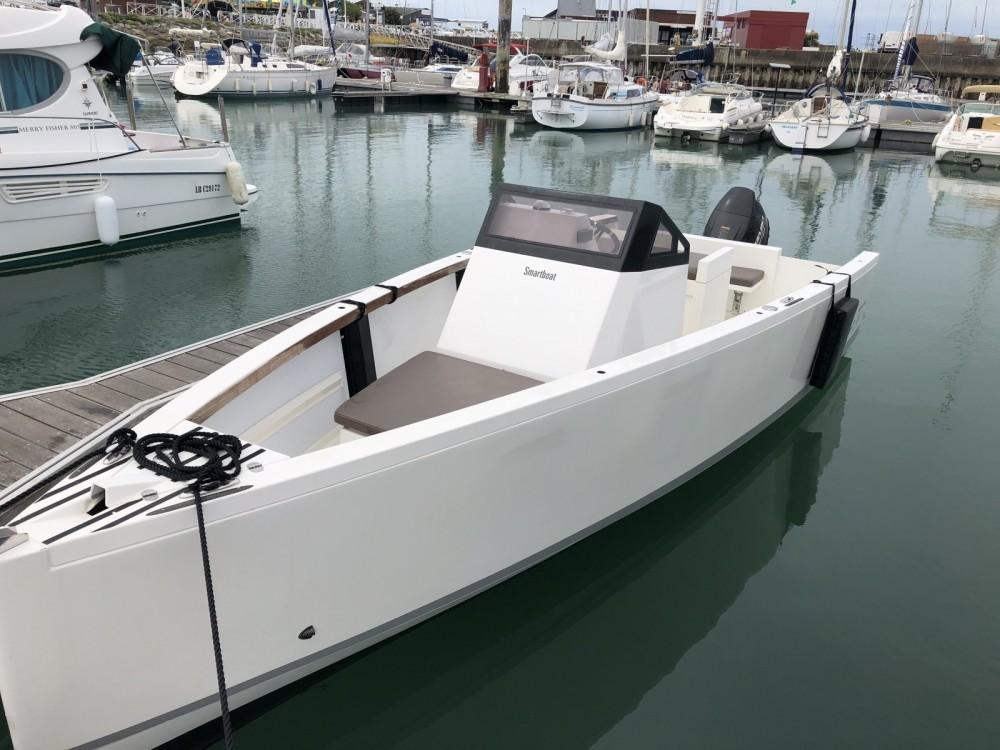 Louer Bateau à moteur avec ou sans skipper Smarboat à La Rochelle