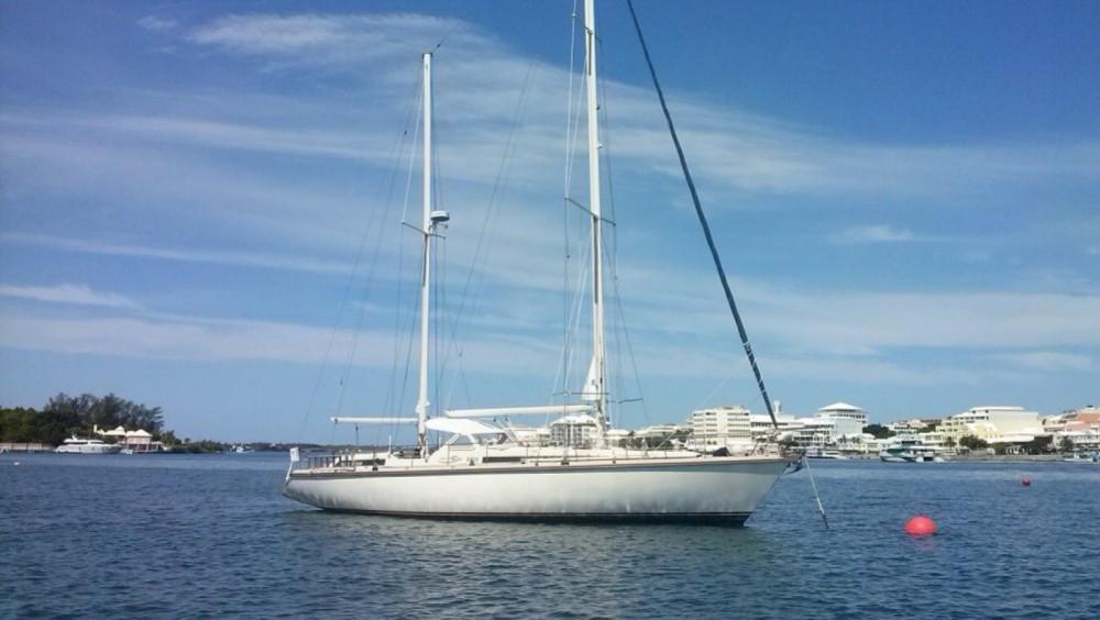 Location yacht à La Rochelle - Amel Super Maramu 2000 sur SamBoat