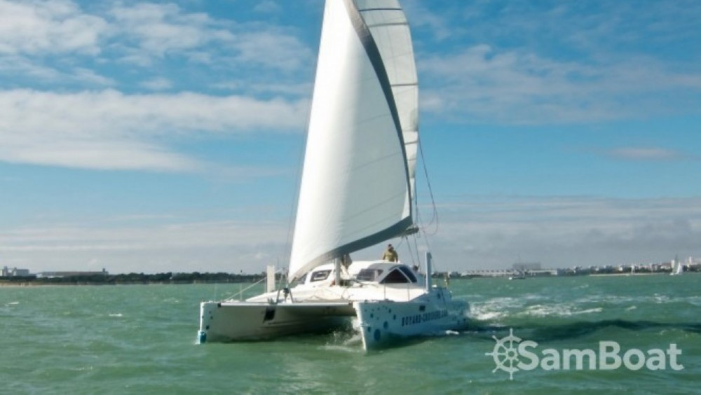 Noleggio yacht La Rochelle - Catana Catana 381 su SamBoat