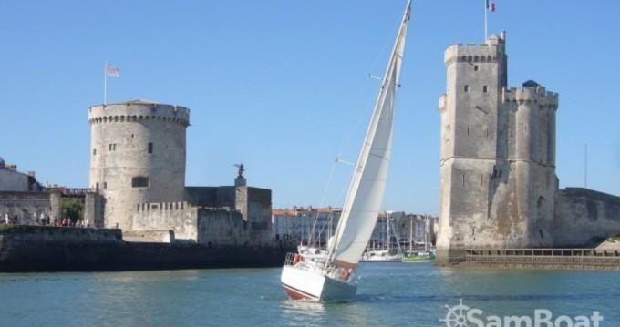 Bénéteau First 35 S5 entre particuliers et professionnel à La Rochelle