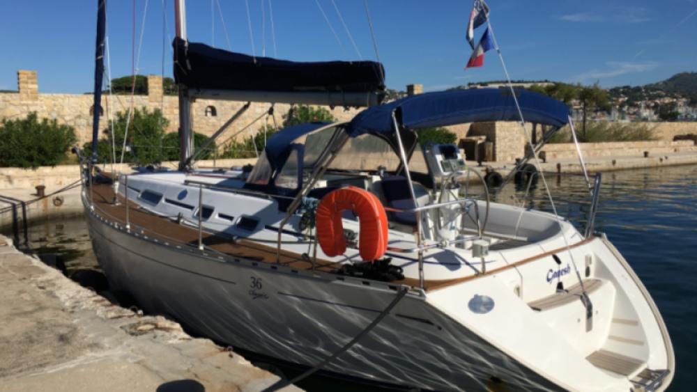 Alquiler de barcos Dufour Dufour 36 Classic enLa Rochelle en Samboat