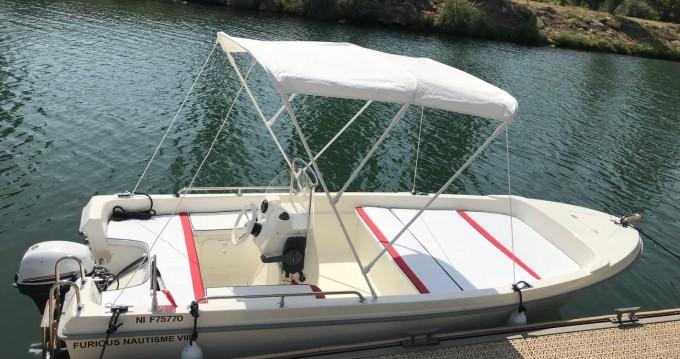 Location bateau Selva Pike 6xs à Mandelieu-la-Napoule sur Samboat