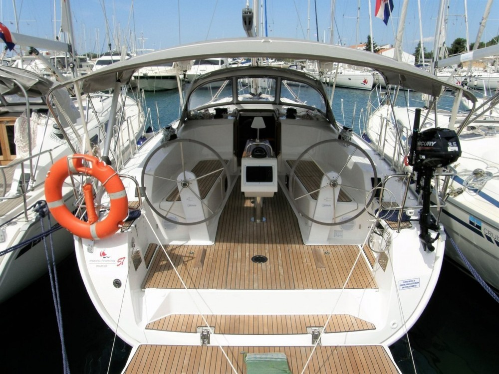 Location Voilier à Martinique - Bavaria 41 Cruiser