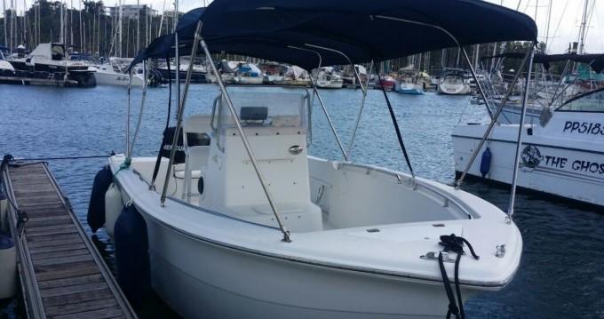 Location bateau Pointe-à-Pitre pas cher 220c open