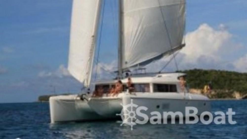 Catamaran à louer à Saint-François au meilleur prix