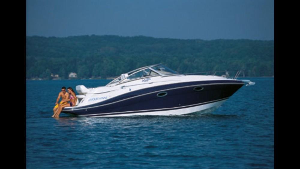 noleggio Barca a motore Zara - Four Winns Vista 258
