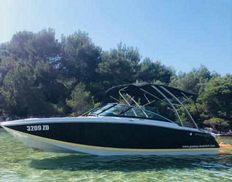 Noleggio yacht Zara - Four Winns SL 262 su SamBoat