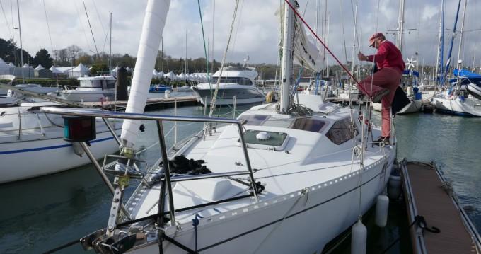 Louer Voilier avec ou sans skipper Kirie à Brest