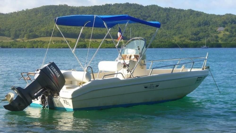 Noleggio barche Rascala FM16 Le Robert su Samboat