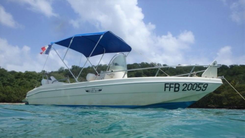 Noleggio Barca a motore Rascala con una patente