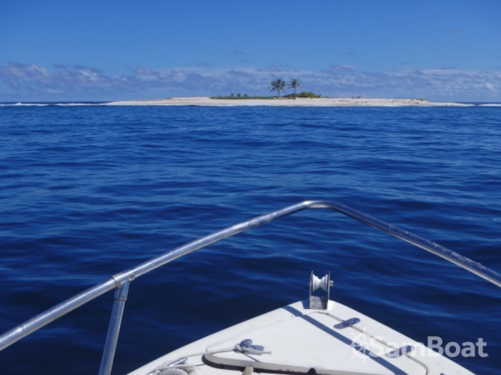 noleggio Barca a motore Le Robert - Rascala FM16