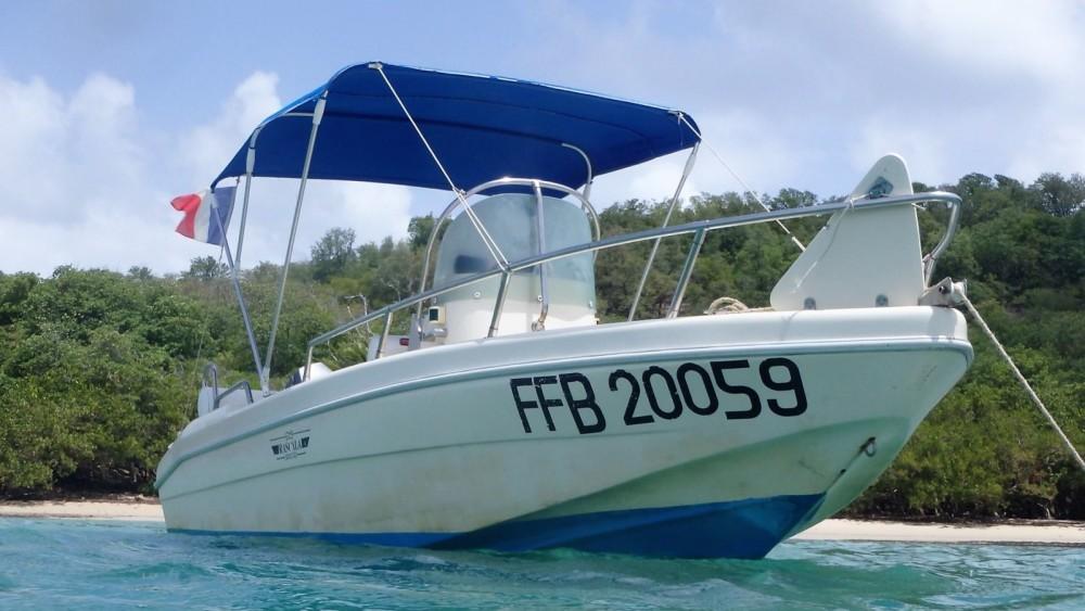 Noleggio barche Le Robert economico FM16