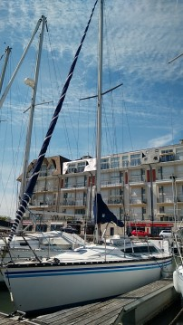 noleggio Barca a vela Dives-sur-Mer - Kelt 900 DL