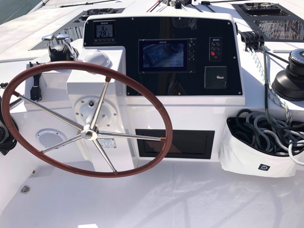 Rental yacht Krk - Nautitech Nautitech 46 Fly on SamBoat
