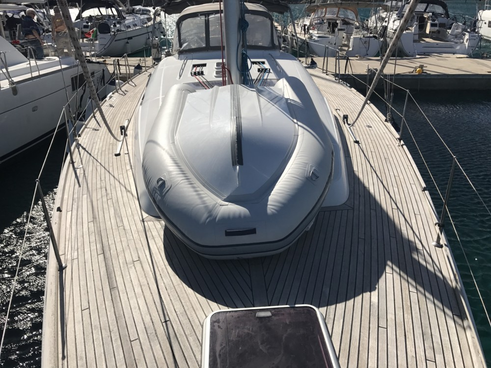 Location bateau Felanitx pas cher Oceanis 50 Family