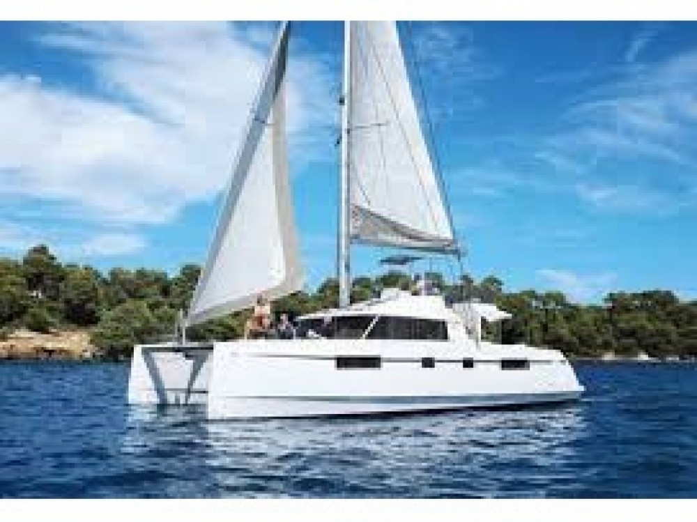 Verhuur Catamaran in Cannigione - Nautitech Nautitech 46 Fly