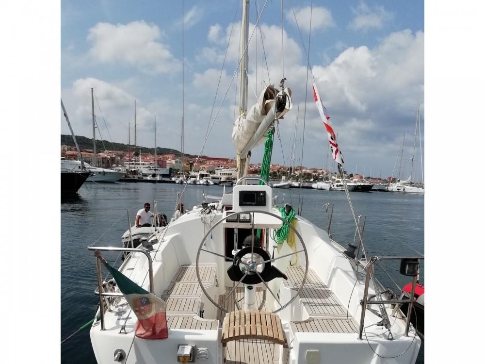 Location bateau U Pàize/Carloforte pas cher Hanse 315