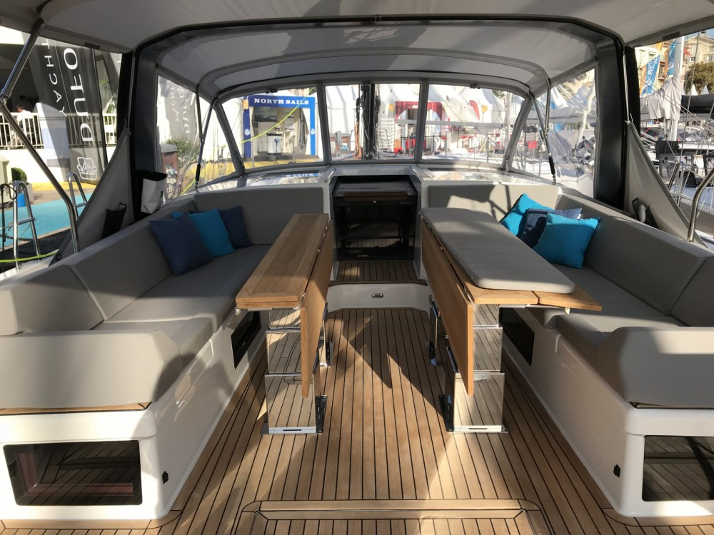 Boat rental Rogoznica cheap Dufour 63 Exclusive