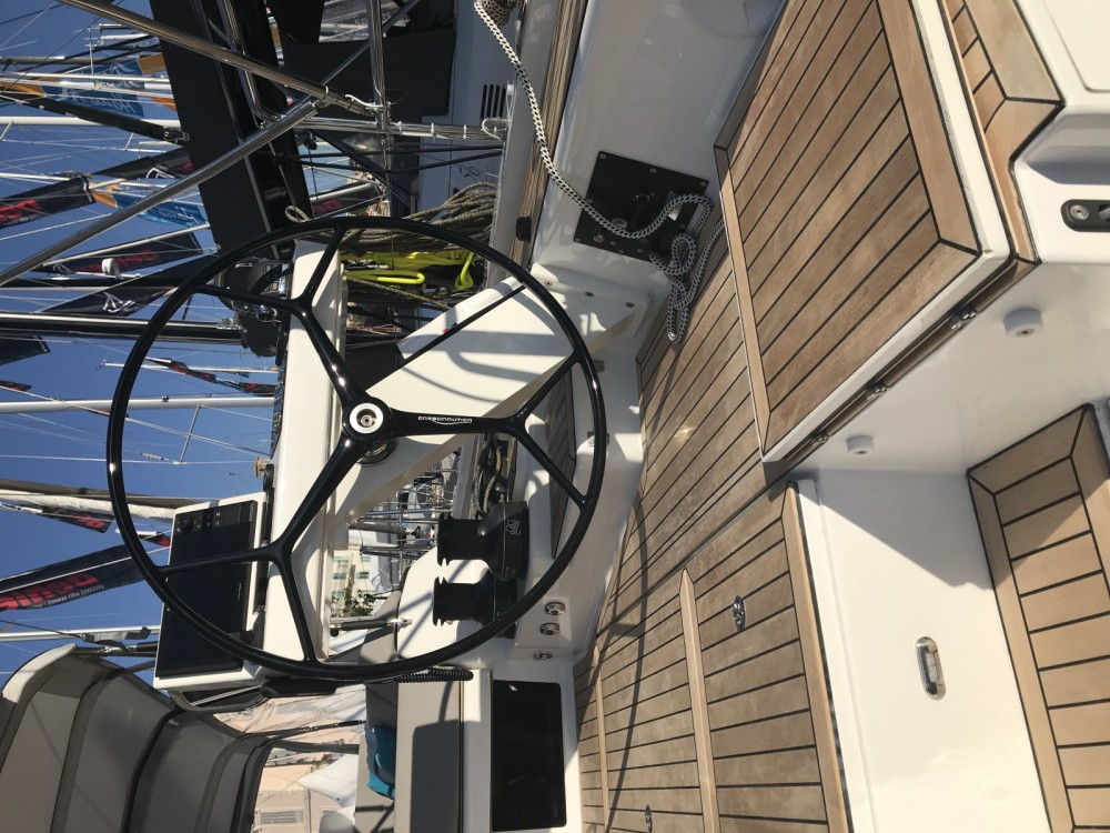 Rental Sailboat in Rogoznica - Dufour Dufour 63 Exclusive