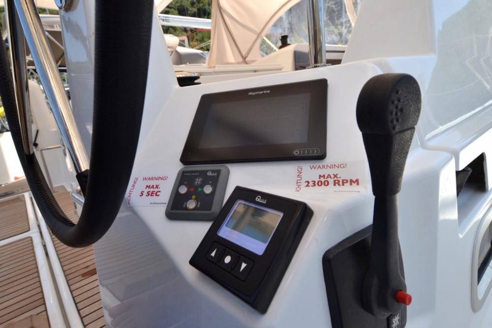 Boat rental ACI Marina Dubrovnik cheap Sun Odyssey 440