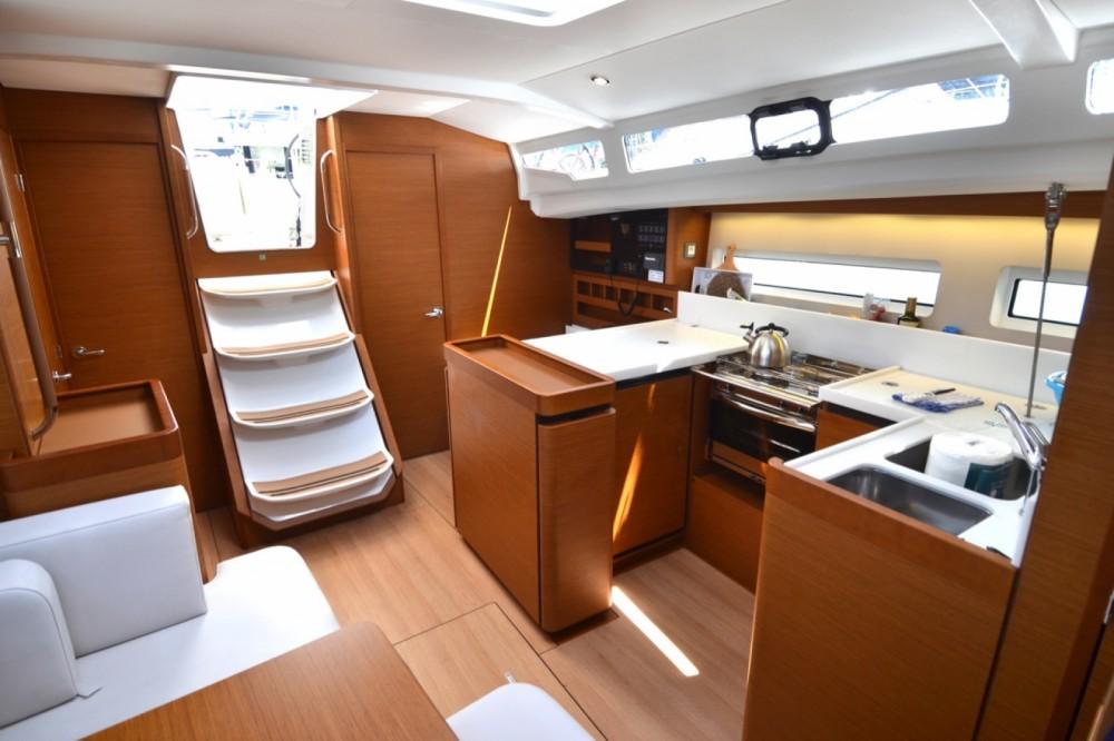 Boat rental Jeanneau Sun Odyssey 440 in ACI Marina Dubrovnik on Samboat