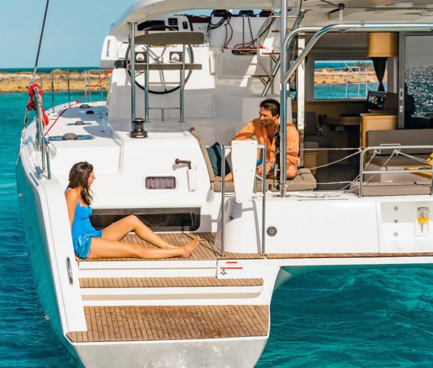 Location yacht à Leucade - Lagoon Lagoon 42 sur SamBoat