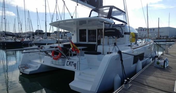 Alquiler de yate San Antonio - Lagoon Lagoon 40 en SamBoat