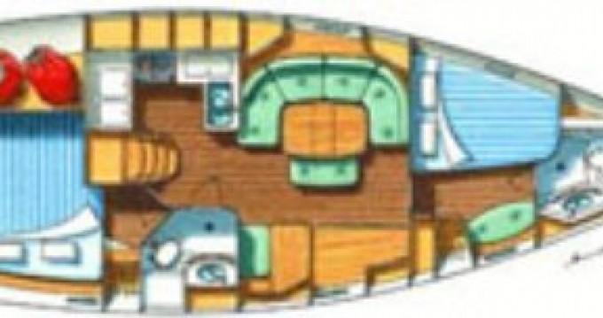 Location bateau Bénéteau Oceanis 37 à Palamós sur Samboat