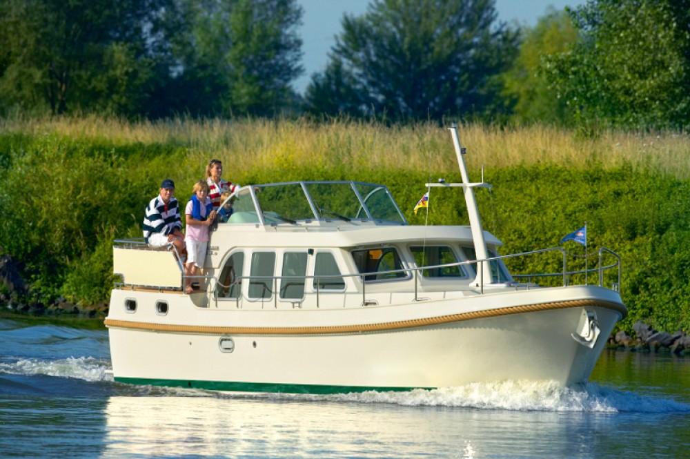 Location bateau Capestang pas cher Linssen 33.9AC