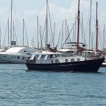 Location bateau La Manga del Mar Menor pas cher Mediterraneo