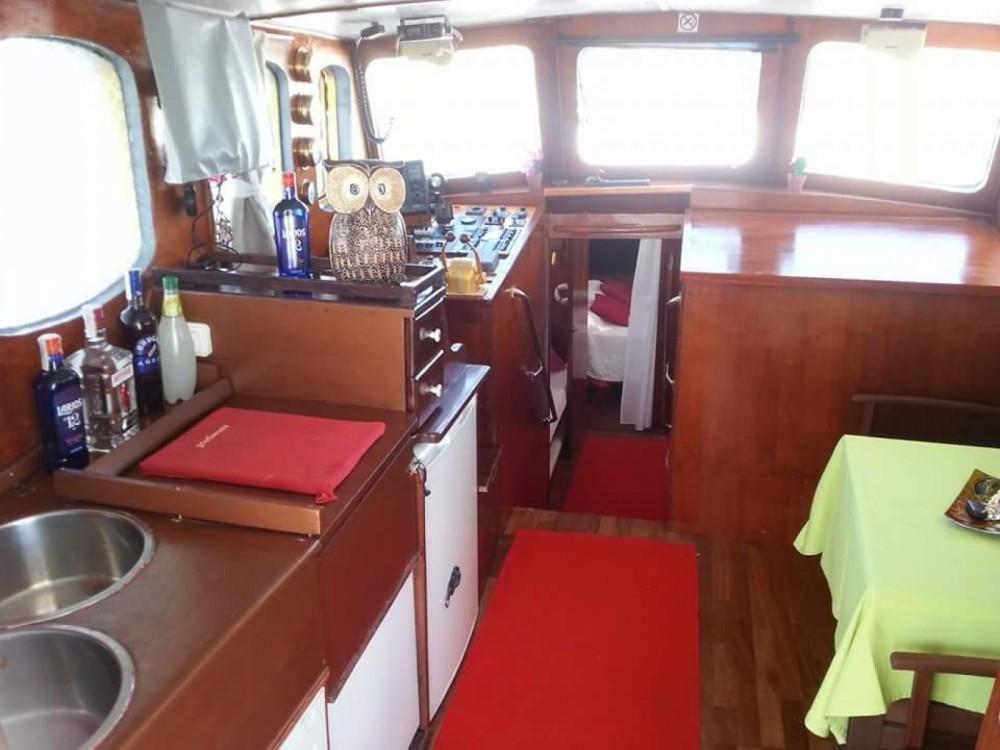 Location Yacht llauts avec permis